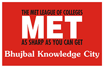 MET College in Mumbai Logo