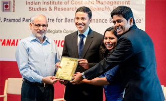 Budget Fetches Prestigious Award
