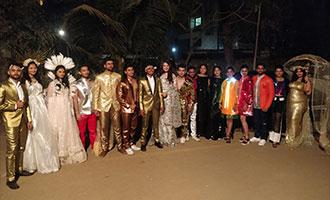 Rx Fashion Show Victory!