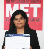 MET wins at IIM-A