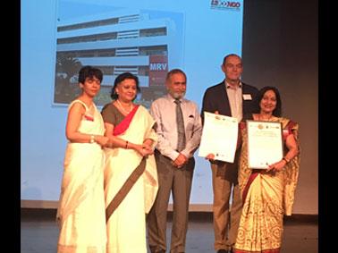 MRV Wins the Global Award!
