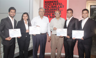 MET Star Managers win at IIM A