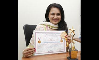 MET Faculty bestowed NFED Award