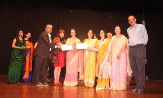 MET receives the International Honour