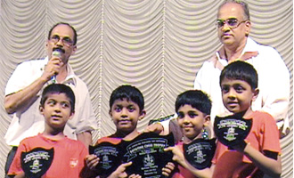 MET Rishikul Vidyalaya students won various competitions during August & <br>September 2008