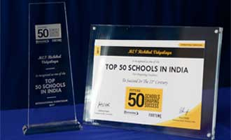 MRV amongst Future 50 Schools