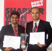 MET SOM, Mumbai wins at Congruence 2012
