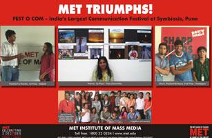 MET Triumphs @ FEST O COM