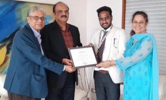 Oxford University applauds MET faculty