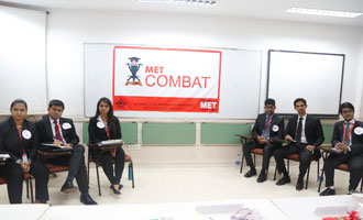 A Battle of Wits: MET Combat