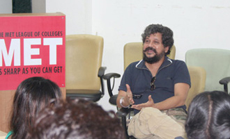 MET joins hand with Amol Gupte