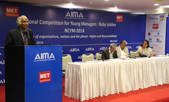 AIMA's NCYM 2014 - Celebrates the Ruby Jubilee at MET