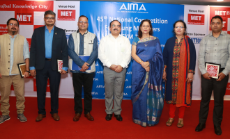 MET-AIMA: 45TH NATIONAL COMPETITION FOR YOUNG MANAGERS