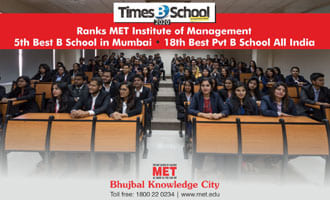 Times Ranks MET as 5th Best!