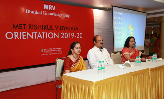 MRV Annual Parent Orientation
