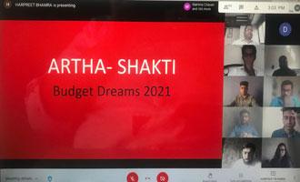 Arthshakti- Budget dreams 2021