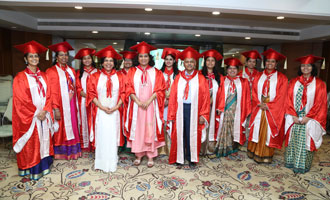 Convocation Ceremony - MET  IOP Degree