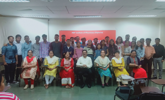 D.PHARM ALUMNI MEET 2019