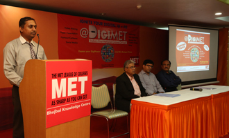 MET Presents India's First Online Initiative: DIGIMET