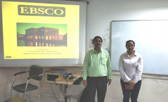 EBSCO host data base training