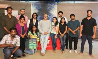 Film Making Workshop by Viveck Vaswani