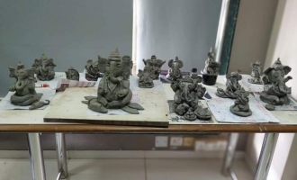 Ganpati Making Workshop