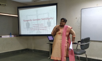 Towards A Gender Sensitive Society