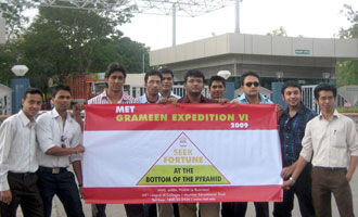 Grameen Expedition 2009