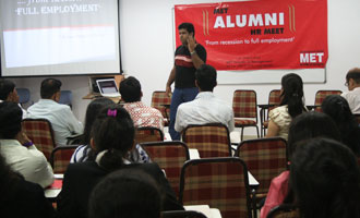 MET Alumni – HR Meet '09