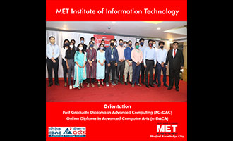 Welcoming Future IT Professionals