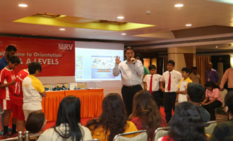 MET Rishikul Vidyalaya presents an informative orientation on AS and A levels