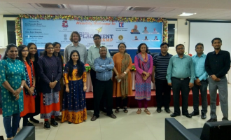 MET  IOM Faculty attends FDP on Bussiness Simulation at GTU, Ahmedabad
