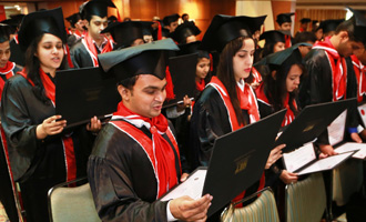 MET Annual Convocation 2015