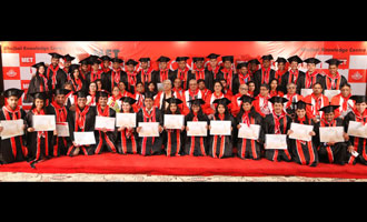 Convocation Ceremony at MET