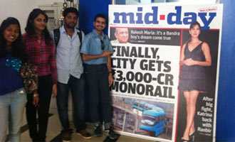 MET IMM visits Midday