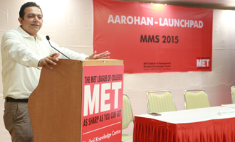 MMS Aarohan 2015 Induction Programme