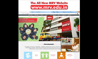 The All New MRV Website