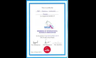 MRV Joins MISA
