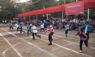 MRV Sports Day