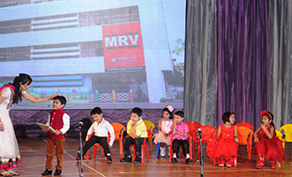 MRV Anandvan 2013-14