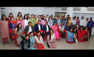 Maldives Education Minister visits MET Rishikul Vidyalaya
