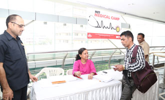 Medical Camp @ MET