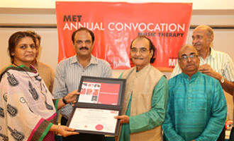 Music Therapy Convocation