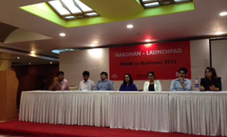 PGDM (e-Business) Launchpad 2015