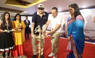 Rahul Bose at MET for the Master Class
