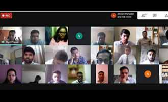 First Virtual International Research Conference