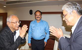 Tamil Nadu University Chancellor @ MET