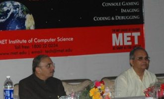 Tech@MET - A Super Hit IT Fest
