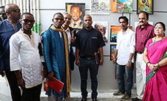 UNISA delegation at MET