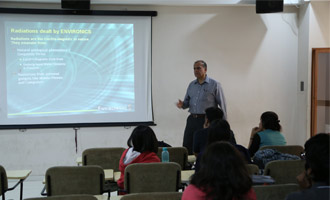 Workshop on Radiation